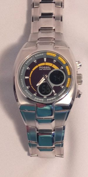 Like new Fossil mens watch for Sale in Chino, CA