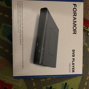 New Foramor DVD Player $20 for Sale in McMinnville, OR