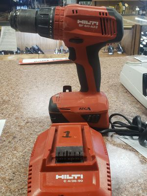 Hilti SF 6H-A22 DRILL for Sale in Pflugerville, TX