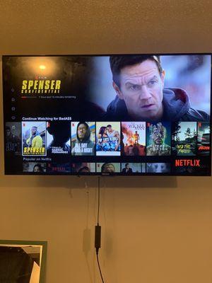 $280 55 Inch Hisense Smart TV for Sale in Stonecrest, GA