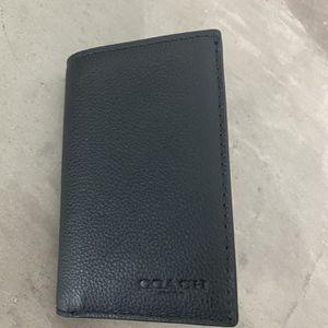 Men's Coach Wallet for Sale in Fontana, CA
