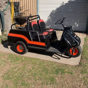 Harley Davidson Golf Cart for Sale in Irving, TX