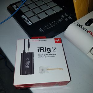 iRig2 * brand new for Sale in Springfield, MA