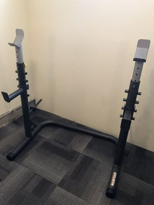 Squat/Bench Press Weight Rack for Sale in Seattle, WA