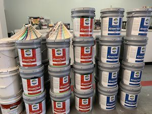 Semigloss pure white! Gray, Beige, Swiss coffee and many more colors to choose from! $69.99 5 gal bucket for Sale in Long Beach, CA