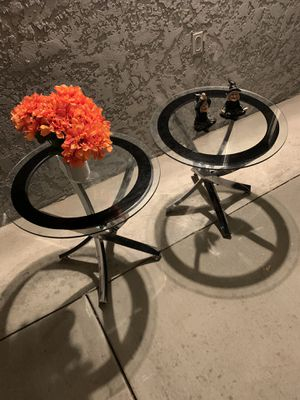 Modern end tables for Sale in Chino Hills, CA