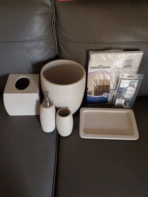 Bathroom Set 7 Piece Brand New for Sale in Union City, CA
