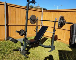 Weight bench for Sale in Garland, TX
