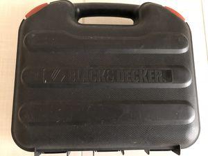 Black and decker cordless drill for Sale in Miami, FL