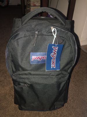 Jansport w/wheels for Sale in San Diego, CA
