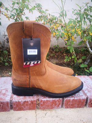 Brand new ariat work boots size 12D for Sale in Riverside, CA