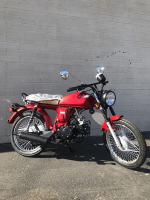 New 2020 Nostigia Motorcycle 3 speed at Turbopowersports for Sale in Los Angeles, CA
