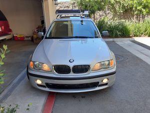 2002 BMW 330i Manual transmission for Sale in San Diego, CA