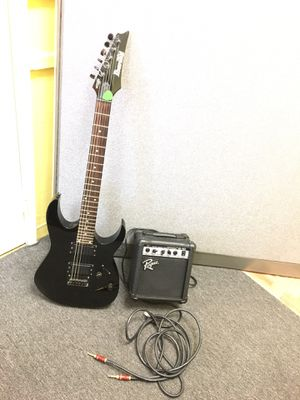 Ibanez Gio electric guitar with amp & cable (come and test) for Sale in Lakewood, CA