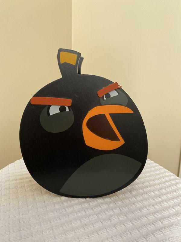 Angry birds trinket box
