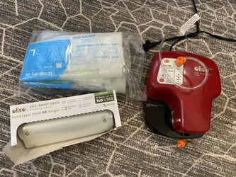 Oliso Pro VS95A Smart Vacuum Sealer for Sale in Fort Worth,  TX