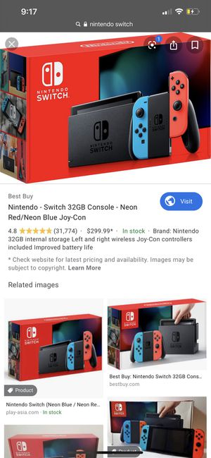 Buying Nintendo switches for Sale in Upper Marlboro, MD