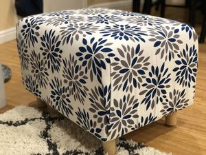 New upholstered ottoman for Sale in West Valley City, UT