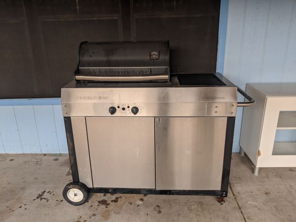 Small and Large Grill