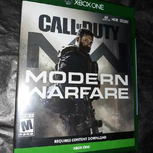 COD MW Xbox One for Sale in Ontario, CA