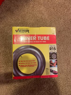 Inner Tube for radial or bias ply tires for Sale in Manassas, VA