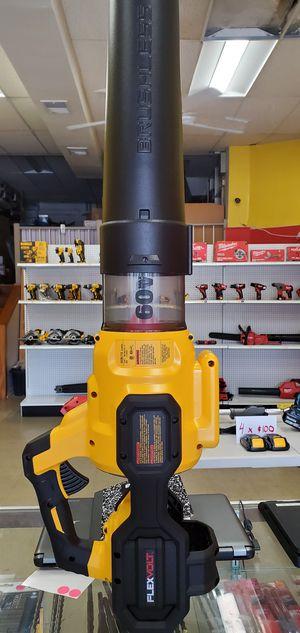 Dewalt 60v Flexvolt Blower - TOOL ONLY for Sale in Chicago, IL