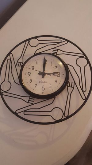Kitchen clock for Sale in Columbus, OH