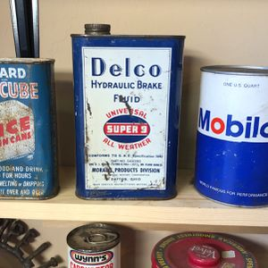 Delco Brake Fluid Can for Sale in Chandler, AZ