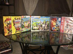 Blockbuster hits movie bundle (kids) for Sale in Providence, RI