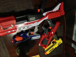 Nerf guns for Sale in Mesquite, TX