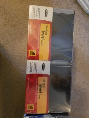 2 pack CD Sleeves - 200 for Sale in Westminster, CO