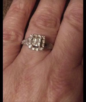 Size 7 engagement ring for Sale in Thomasville, NC