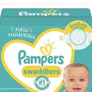 Five packs of pampers for Sale in Sterling Heights, MI