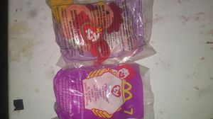 Collectible TY Beanie Baby McDonald's Happy Meal toys for Sale in Aurora, CO