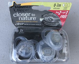 Tommee Tippee Pacifiers for Sale in San Jose, CA