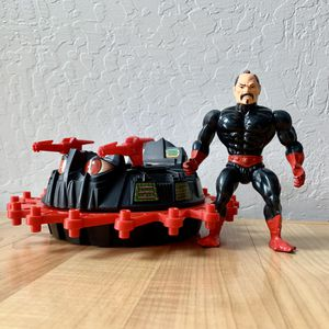 Masters of the Universe Ninjor Action Figure and Roton Vehicle Lot for Sale in Elizabethtown, PA