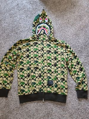 Bape Coach hoodie for Sale in Glen Burnie, MD