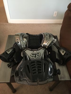 Fox Racing Vest Chest Guard - Large for Sale in Nashville, TN