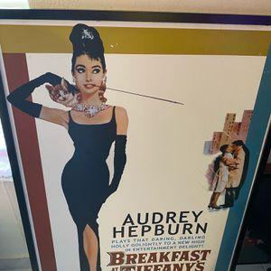 Audrey Hepburn Poster for Sale in Miami, FL