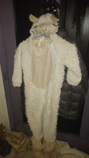 Sheep/lamb Costume for Sale in Pleasant Grove, UT