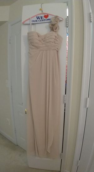Champagne Bridesmaids Dress for Sale in Arlington, VA
