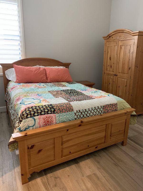 broyhill queen bedroom set for sale in gilbert az  offerup