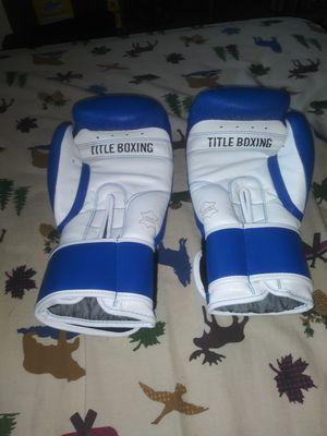 Title boxing gloves for Sale in Pekin, IL
