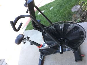 Schwinn Airdyne Pro Airbike w/ Windscreen - from Rogue Fitness for Sale in Downey, CA
