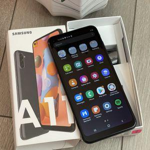 Samsung Galaxy A11 (32gb) Black UNLOCKED ❌BRAND NEW for Sale in Round Rock, TX
