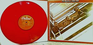 The Beatles 1962-1965 RARE US Red Vinyl 1973 US Capitol for Sale in Los Angeles, CA