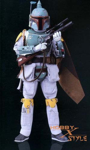 Boba Fett Tomy Direct Real Action Doll figure. Star Wars for Sale in Chula Vista, CA