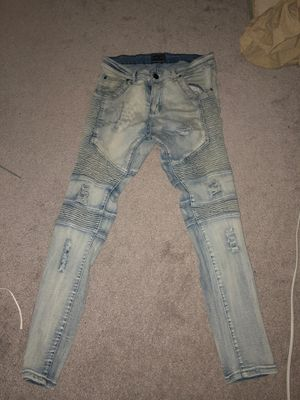 Biker skinny jeans size 32 for Sale in Washington, DC