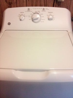 GE Electric Full size washer and dryer for Sale in Pineville, LA