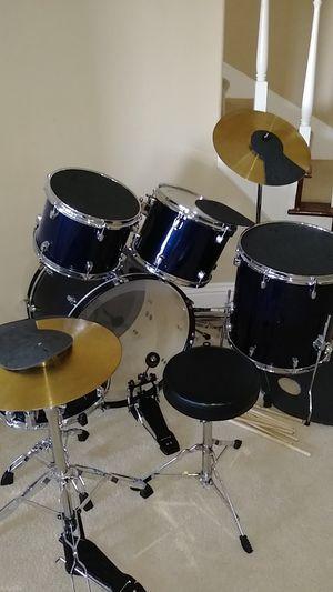 Drum set - complete for Sale in Laguna Beach, CA